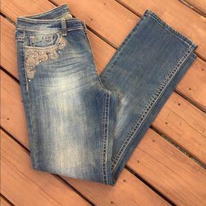 EUC Reba Jeans